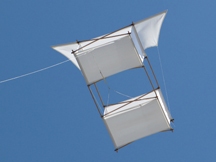 1939 winged German box kite