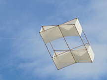 Russian box kite